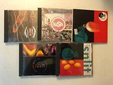 LUSH CD LOT OF 5! SPLIT,GALA,HYPOCRITE,SPOOKY,LOVELIFE!