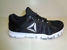 Reebok Size 8 YOURFLEX TRAINETTE 9.0 MT Black Training Sneakers New Womens Shoes