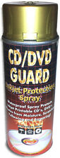CD/DVD Guard Inkjet Protection Spray! Waterproof, Scratch Resistance, 400ml Can