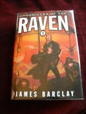 James Barclay - CHRONICLES OF THE RAVEN - 1st