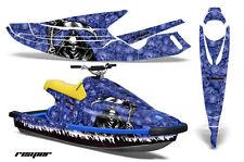 Jet Ski Gráficos Kit Pwc Pegatina Envolvente para Yamaha Wave Radio 1993-1996 la