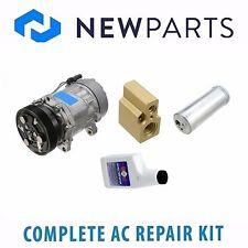Audi TT VW Beetle Jetta Complete AC A/C Repair Kit with NEW Compressor & Clutch