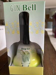 Ring For - Novelty Gift - Gin Bell