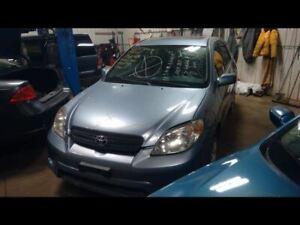 8Q5 BLUE Front Bumper US Market Spoiler With Fog Lamps 04-08 MATRIX 481277