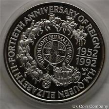 1992 Samoa 10 Tala Silver Proof Coin
