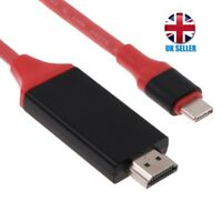 USB 3.1 Type-C to HDMI 4K HDTV Adapter Cable for Microsoft Lumia 950
