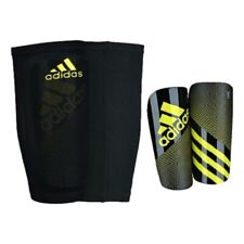 adidas soccer ghost guard protection gear, yellow, Size Small, Age 10-13