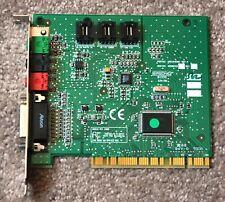 Creative Ensoniq Audio PCI 5200 Sound Karte 4001045901 Creative 40900459