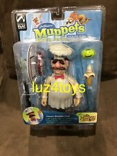 Palisades The Muppets Classic Swedish Chef Series 9 Action Figure MOC