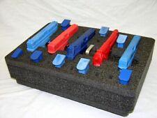 5 pistol handgun foam insert kit fits your Pelican Storm im2300 case + nameplate