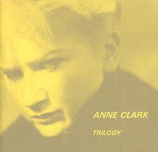 ANNE CLARK - TRILOGY (1986 UK CD COMPILATION)