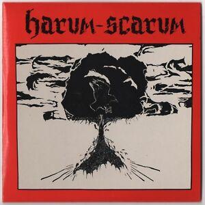 Harum-Scarum – Suppose We Try (CD 2001) Portland Oregon Anarchopunk Female Trio