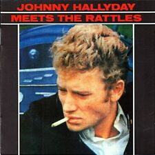 Johnny Hallyday - Meets The Rattles - CD