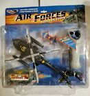 New Air Forces Wired Remote Control  AH-64 Apache NIGHT HAWK  by GoldLok