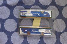 4 BANCHI RAM KINGSTON Hyper X  da 512GB 1066MHz DDR2 CL5 (5-5-5-15) (2Kit of 2)