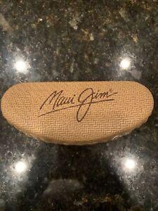 Authentic Maui Jim Hard Case CASE ONLY!