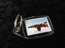 C1990's BAE Systems Promotional Key Ring - Hawk Jet Aircraft