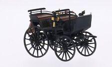 """Daimler Kutschenwagen """"Black"""" 1886 (Neo Scale 1:43 / 43045)"""