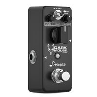 2020 Donner Dark Mouse Distortion Electric Guitar Effect Pedal True Bypass  1/4″