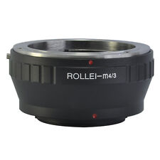 Rollei Qbm Lente Micro 4/3 M4/3 Olympus Cámara Panasonic RO-M4/3 Adaptador de montaje
