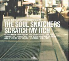 The Soul Snatchers – Scratch My Itch      cd with   Jimmy Bellmartin