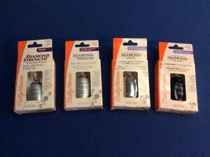 Diamond Strength nail hardener or Diamond Flash top coat or Diamond Shine coat