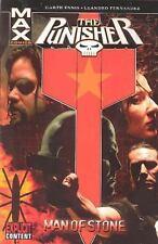 Punisher MAX Vol. 7: Man of Stone (v. 7), Garth Ennis, Good Book