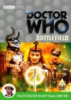 Neuf Doctor Who - Champ de Bataille DVD