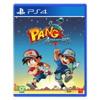 Pang Adventures PlayStation PS4 2018 Chinese English Factory Sealed