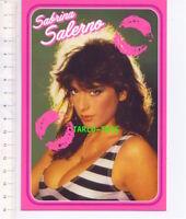 SABRINA SALERNO  - postcard  - cartolina - C068
