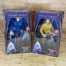 "Star Trek Command Collection 2009 Captain Kirk & Spock 12"" Action Figure"