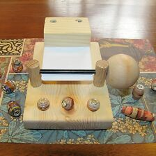 """V3 European Style Paper Bead Roller Rolling Machine with 5mm (3/16"""") Rolling Pin"""