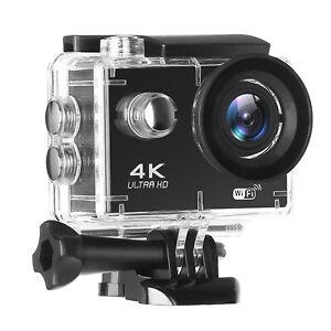 IT 4K Sport Go Pro Action Camera Outdoor Capture Ultra HD 20MP Waterproof