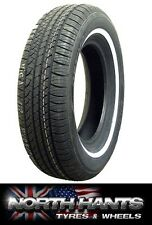 2157514 215/75R14 215/75X14 VENEZIA 18MM WHITEWALL CADILLAC TYRE USA MOPAR TYRE