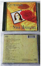 Nana Mouskouri - Recuerdos 1 .. USA 1991 Mercury CD OVP