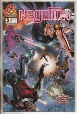 Crossgen Comics Negation #3 March 2002 NM-