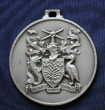 OLD MEDAL BARBADOS SPEIGHTSTOWN HOLETOWN BATHSHEBA LONG BAY BRIDGETOWN ANTILLE 1