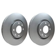 Front Brake Discs 283mm Citroen Berlingo C3 Peugeot 308 307 1606401480 4246W2