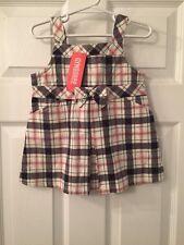 Gymboree Prep School Plaid Aline Top Shirt Girl Sz. 4T NWT