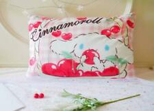 Cinnamoroll eatting fuzzy plush pillowcase cushion cover pillowcases model