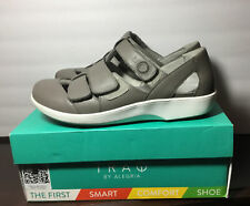 traq smart comfort shoes style # 5035 size 39 grey
