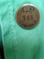 1986 VINTAGE CP COMPANY FIELD JACKET MASSIMO OSTI stone island