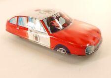 ROMAN Spain N35 Citroën GS CX Bomberos Jefatura tôle friction 12,5 cm tin toy
