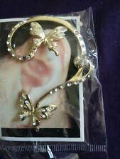 Ear Piercing Earrings Top To Bottom