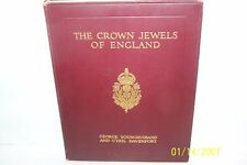 The Crown Jewels of England George Younghusband Limited Edition USA 1919 H/Cover