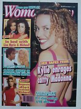 "Kylie Minogue Australian Woman'S Day Poster From 2001: ""Enrages Catty Madonna"""