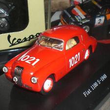 STARLINE MODELS MINIATURE ANTIQUE FIAT 1100S 1948 SPORT DIECAST METAL 1:43 NEUF