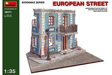 Miniart 36011 1/35 European Street
