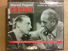 COFFRET 2 CD RARE / CESAR / MARCEL PAGNOL / RAIMU / FRESNAY / NEUF SOUS CELLO