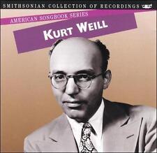 American Songbook Series: Kurt Weill by Kurt Weill FREE SHIPPING!